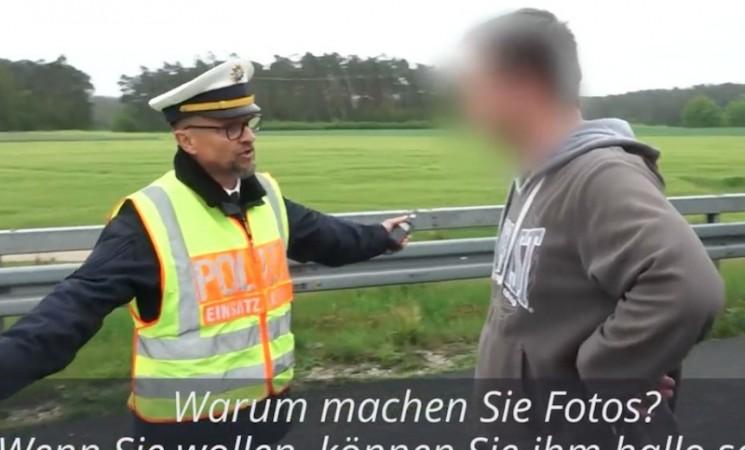 """A u Njemačkoj: """"Snimaš nesreću? Dođi sad da vidiš mrtvog čovjeka"""""""