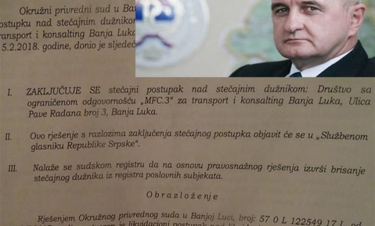 Od Oca prema Sinu – Bojan Đokić, sin ministra u Vladi RS Petra Đokića za kaznu – nagrađen