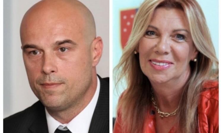 Nakon Tegeltijinog obećanja u kafani: Dalida Burzić i Anika Kešelj četiri puta urgirale da se ubrza predmet