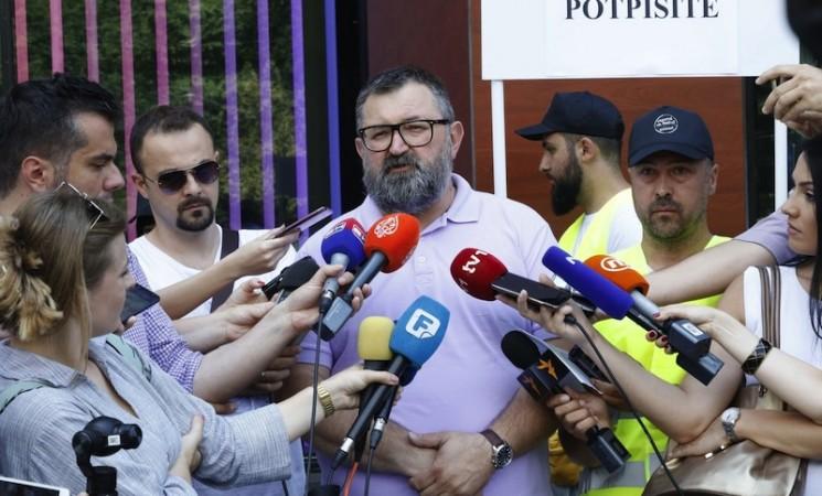 Karić: Potpisivanje krivične prijave protiv Tegeltije prilika za javnost da kaže svoj stav