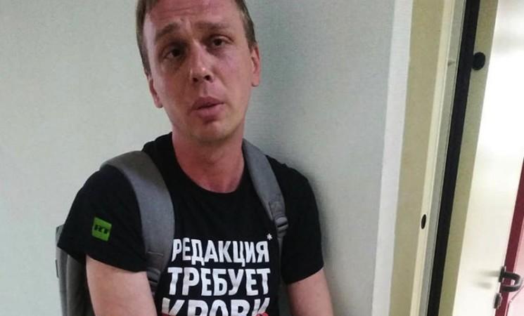 Ivan Golunov: Odbačene sve optužbe, novinar izašao iz pritvora
