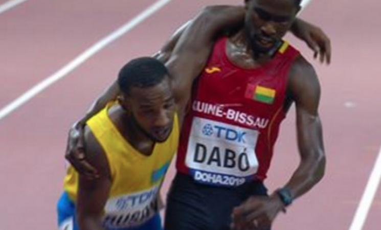Potez dostojan antičkih atletičara- Više od trke