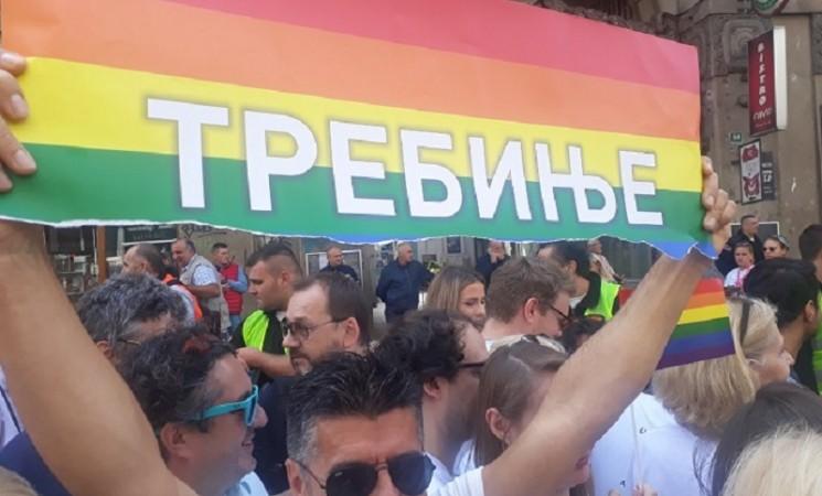 """Feđa Isović za """"Direkt"""": Pokazao sam da i u Trebinju postoje ljudi koji podržavaju LGBT"""