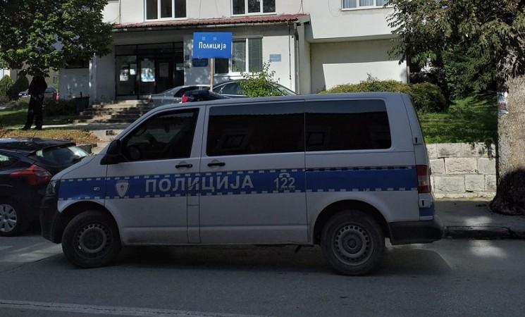 Uhapšeno 13 osoba zbog paljenja auta zamjenika načelnika PU Trebinje
