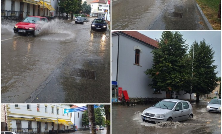 Kiše nisu što su nekad bile