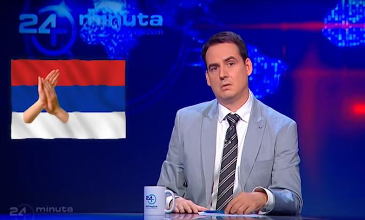 Kesić: Srbija je zemlja tapšača (Video)
