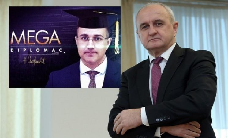 "Uz Stefanovića raskrinkan i Đokić – studirali ""na fakultetu bez profesora"""