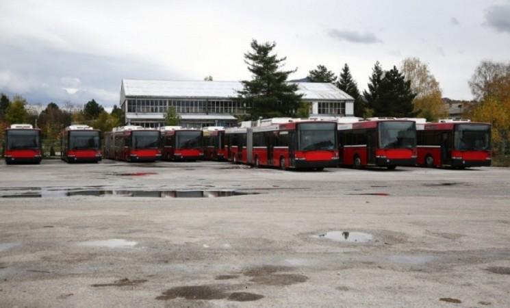 Polovni trolejbusi uvezeni prije objave tendera