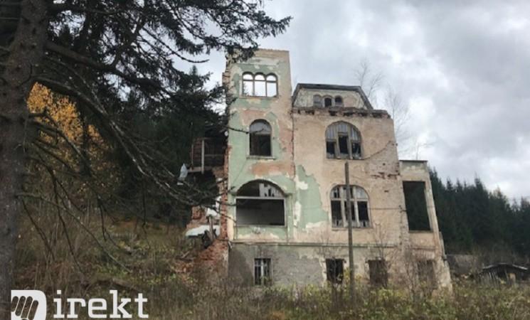 Hadžišabanović vila – oronuli spomenik kulture