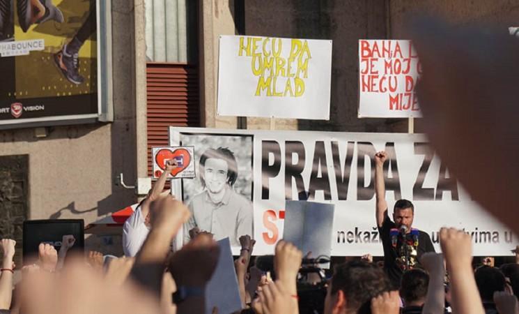 NEMA PRAVDE ZA DAVIDA: Ustavni sud BiH dvije godine blokira istragu