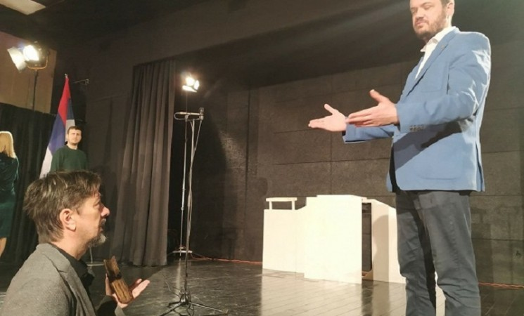 Vojin Ćetković: Nikakav incident se nije desio u Nevesinju