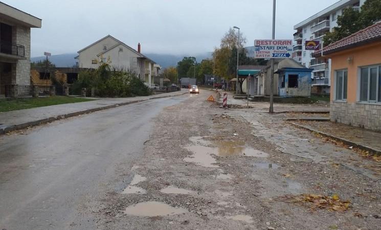 Bileća: Rokovi novi, ulice stare