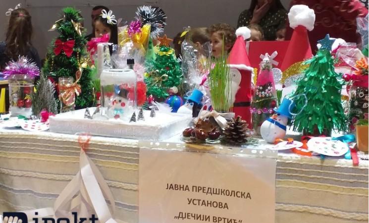 Bazar u Gacku - em novogodišnji, em humanitarni