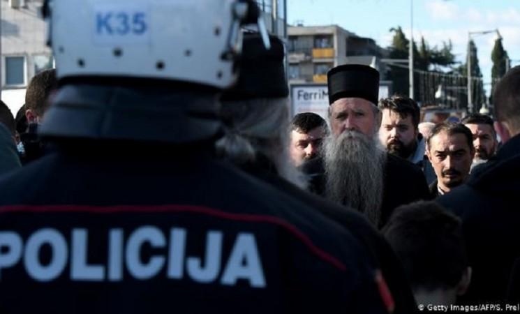 Crna Gora: Identitet, vera, politika