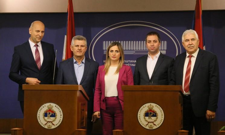 Nezavisni klub poslanika SP-a traži od Dodika ministarska mjesta i brojne javne funkcije