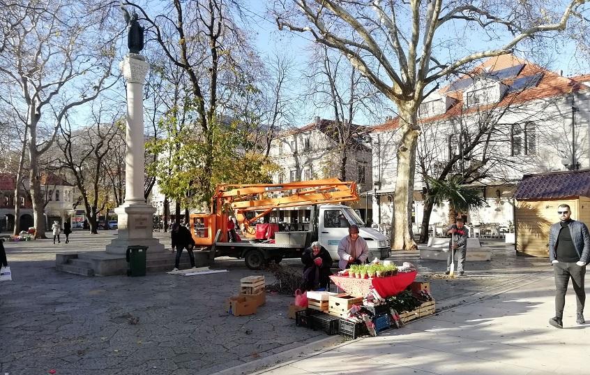 Praznicno popodne u Trebinju