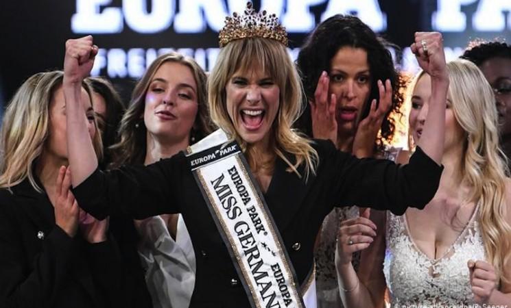 Neobičan izbor neobične Mis Nemačke