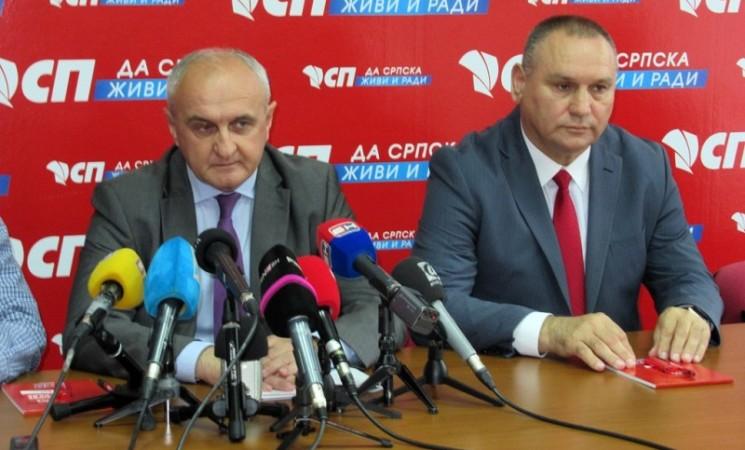 Đokićev vojnik savjetuje predsjednicu Cvijanović