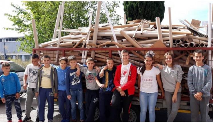 """Mališani iz Bileće su """"heroji reciklaže"""" i svojim primjerom nas inspirišu"""