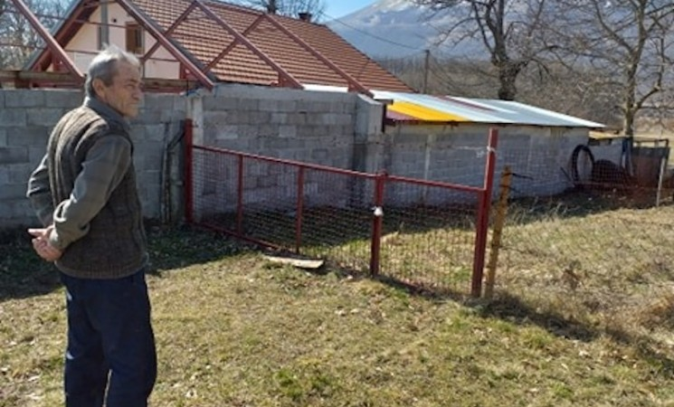 Sopilja - selo u kom su umrle institucije