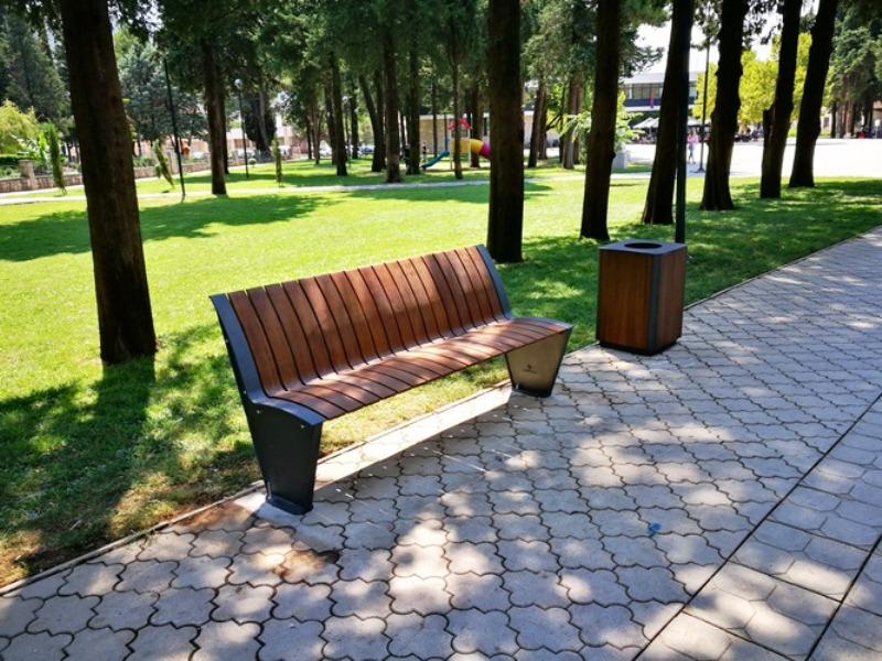 Park u Trebinju
