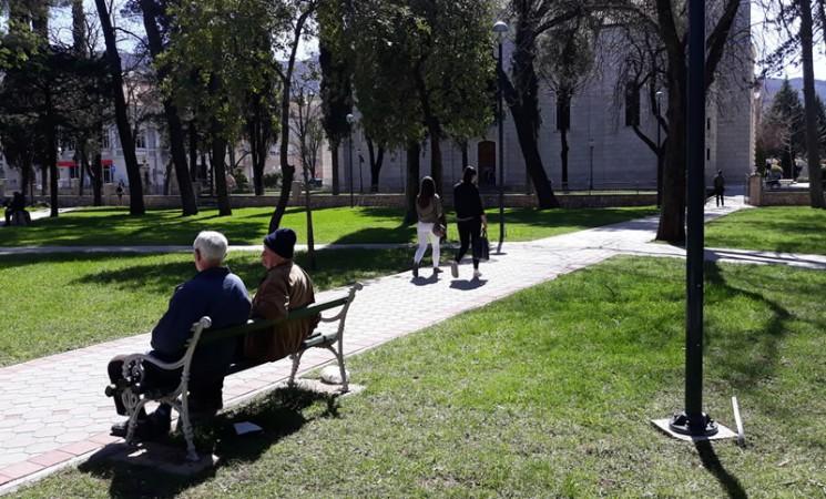 Trebinjski penzioneri među četiri zida: Fali nam sloboda