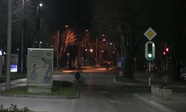 Mirne trebinjske ulice - policijski čas (VIDEO)