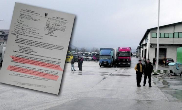 """Špediterski """"bugarski voz"""": Pokušali ukrasti milione, otkriveni, platili i nikom ništa?!"""