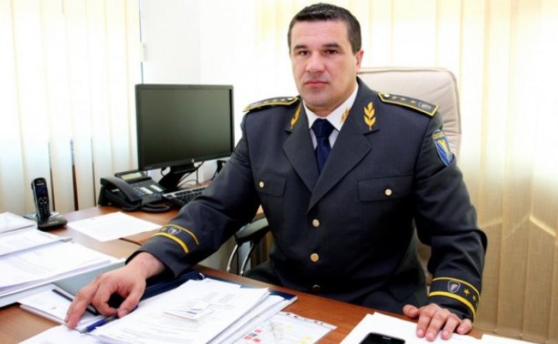Zoran Galić, direktor Granične policije BiH
