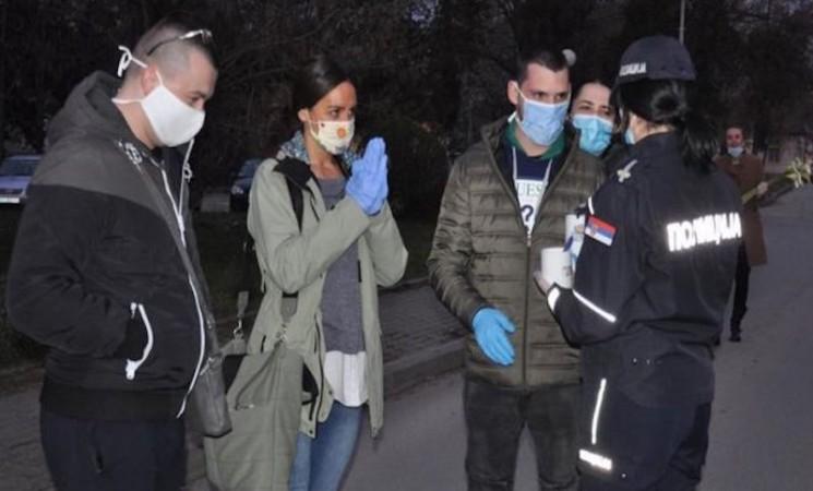 Korona virus: U zemljama Zapadnog Balkana ukupno 120 žrtava - Srbija u totalnoj izolaciji do ponedeljka ujutru