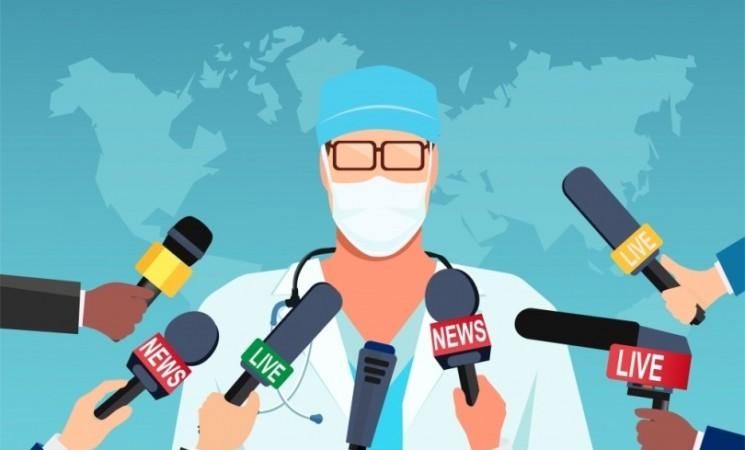"""Virus kao dokazani i novinari kao """"prokazani"""" neprijatelji građana"""
