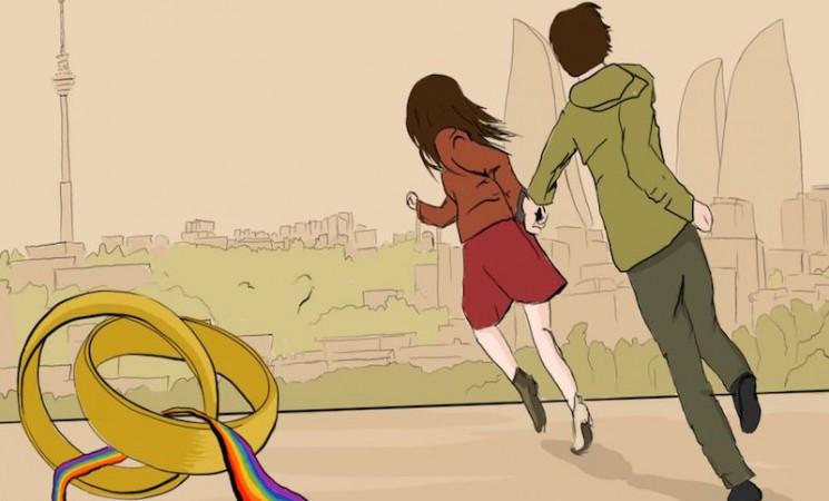 Brak i LGBT: Zašto se u Azerbejdžanu gejevi i lezbejke venčavaju jedni s drugima