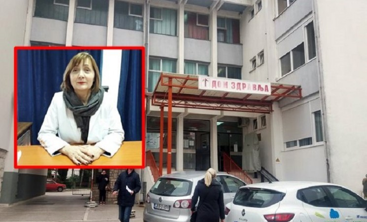 Direktorka trebinjskog Doma zdravlja demantuje republičke insitucije
