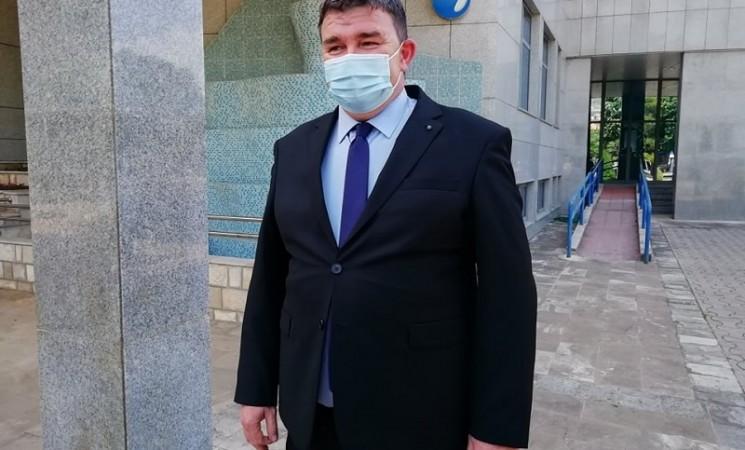 Jovica Vlatković od novinara saznao da je isključen iz DNS-a