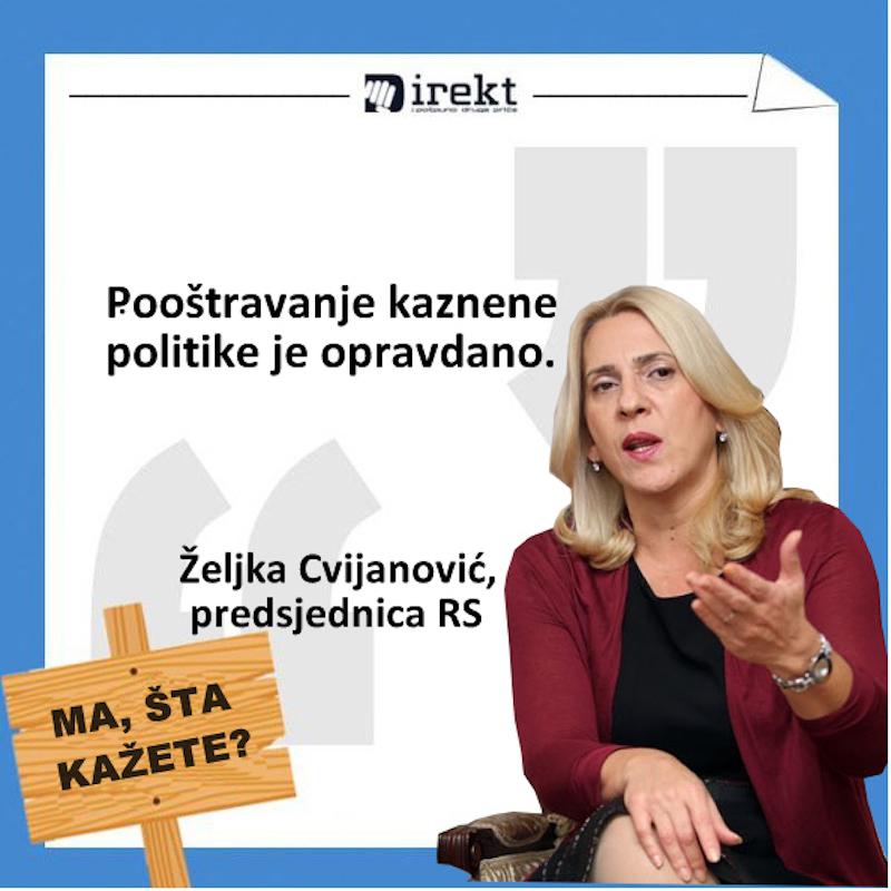 zeljka-cvijanovic-kazna