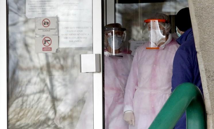U RS još 31 osoba pozitivna na virus korona