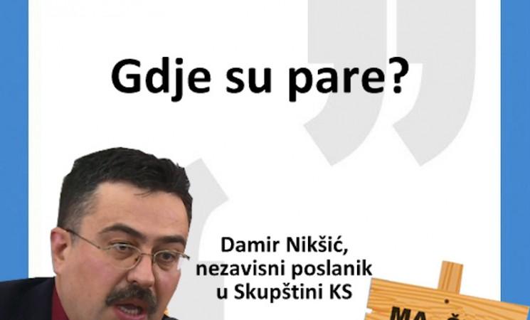Damir Nikšić Archives - Direkt Portal