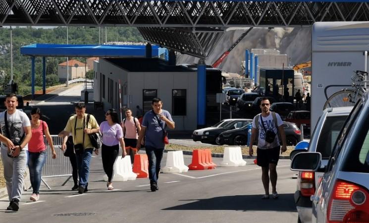 U Hrvatsku samo uz opravdan razlog, ostali će biti vraćeni sa granice
