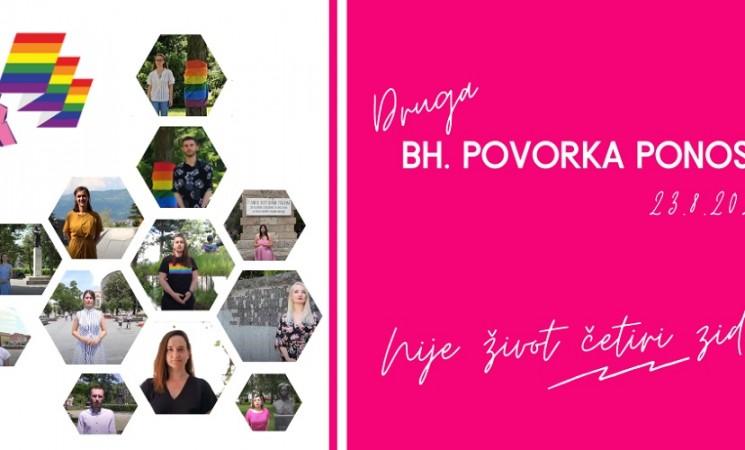 """""""Nije život četiri zida"""": U avgustu druga bh. povorka ponosa"""