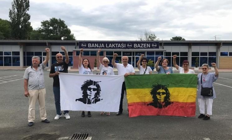 Policija u Laktašima privela aktiviste grupe Pravda za Davida