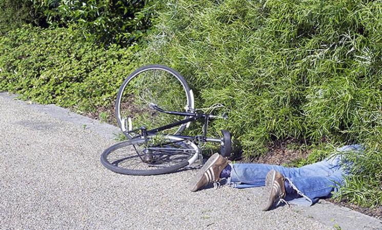 Propalica na biciklu