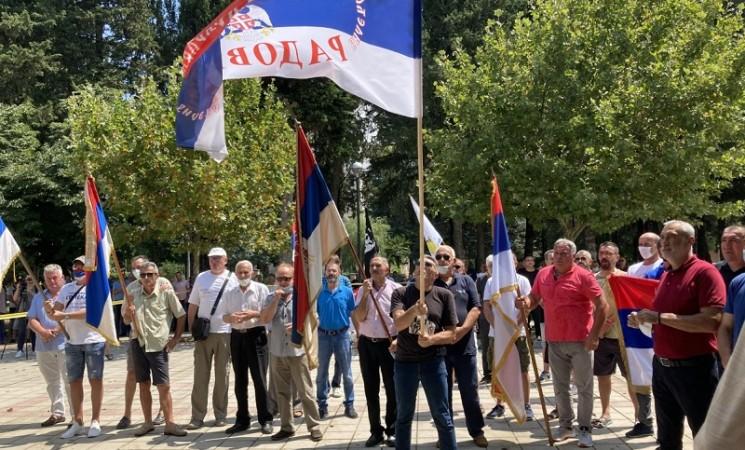 Borci iz Hercegovine dali rok vlasti da riješi njihove zahtjeve