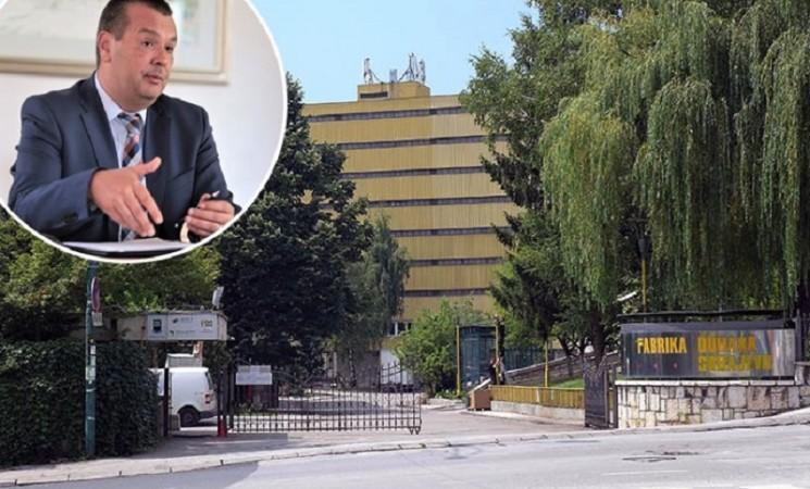 Kako je opljačkana Fabrika duhana Sarajevo