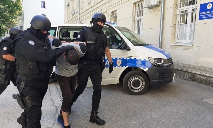 """U akciji """"Trag"""" uhapšeno šest osoba iz Trebinja: Policija od septembra zaplijenila kilo i po droge"""