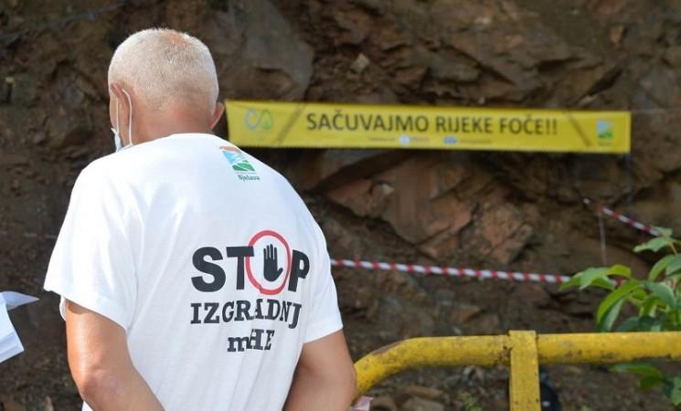 SPAS BJELAVE: Građani ne žele male hidroelektrane na svojim rijekama
