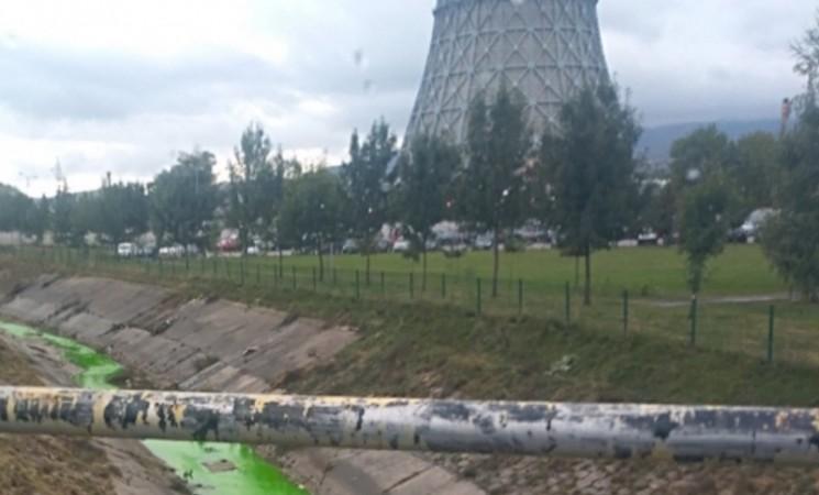 Zelena Gračanica uznemirila stanovnike na obodu RiTE