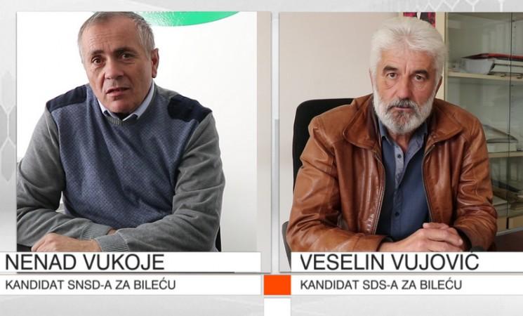 Direkt izbori: Šta poručuju kandidati za načelnika Bileće (VIDEO)