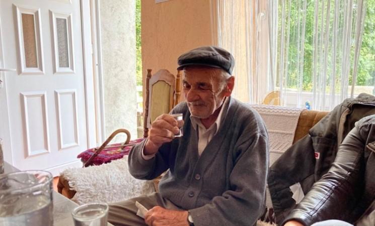 Petrov život na Čemernu - zdrav vazduh, umeren život i časica rakije