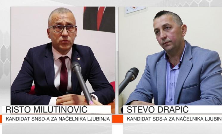 Direkt izbori: Šta poručuju kandidati za načelnika Ljubinja (VIDEO)