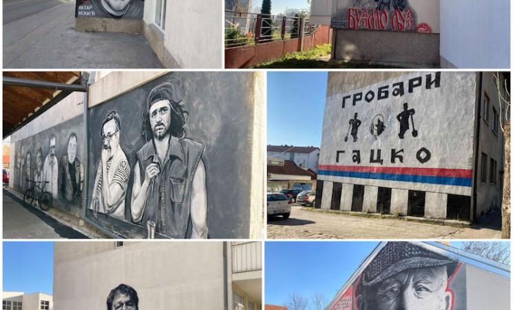Gacko i muralna vremena